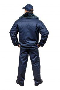 Куртка полетная зимняя Ф-74
