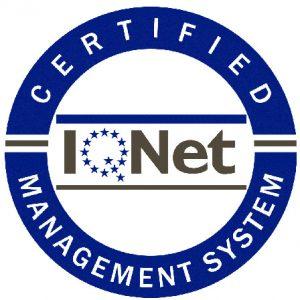 IQNet cert mark