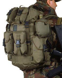 Боевой рюкзак Бархан М54