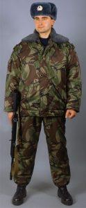 Костюм зимний Собр М711