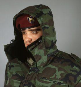 Куртка зимняя Торос М80