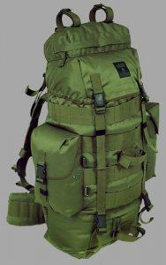 Боевой секционный рюкзак Лось М55А