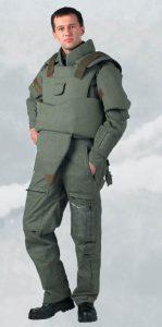 Летный бронежилет БЖ-6